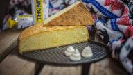 Kuchen mit Mayonnaise