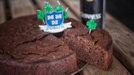 Schokoladekuchen mit Guiness