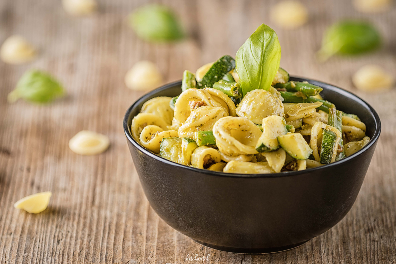 Orecchiette-Salat mit Pesto-1