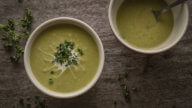 Broccolicreme Suppe-1