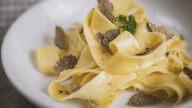 Pasta mit Trüffel vom Trüffelmarkt Murten-3