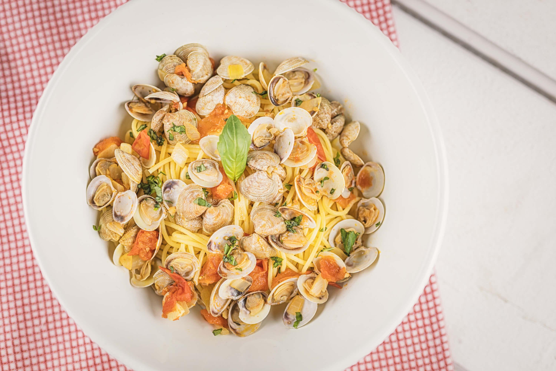 Spaghetti Vongole-1