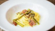 Pasta di Parma mit Spargel und Bärlauch-1