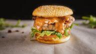 Iberico Burger mit Speck & Rucola-1