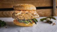 Thunfischburger mit Spargel-1