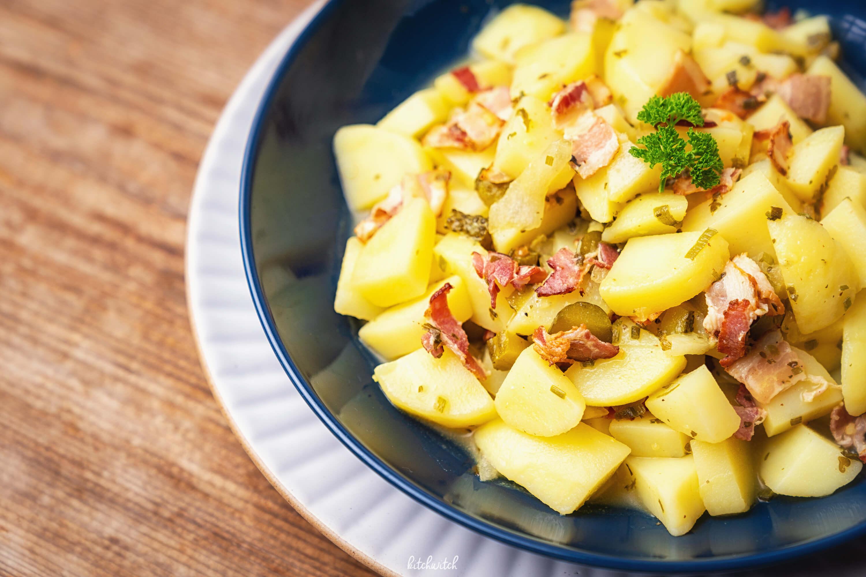 Kartoffelsalat nach Bayrischer Art-2