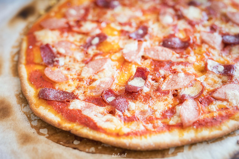 Pizza Vom Grill Im Schweizer Style Kitchwitch