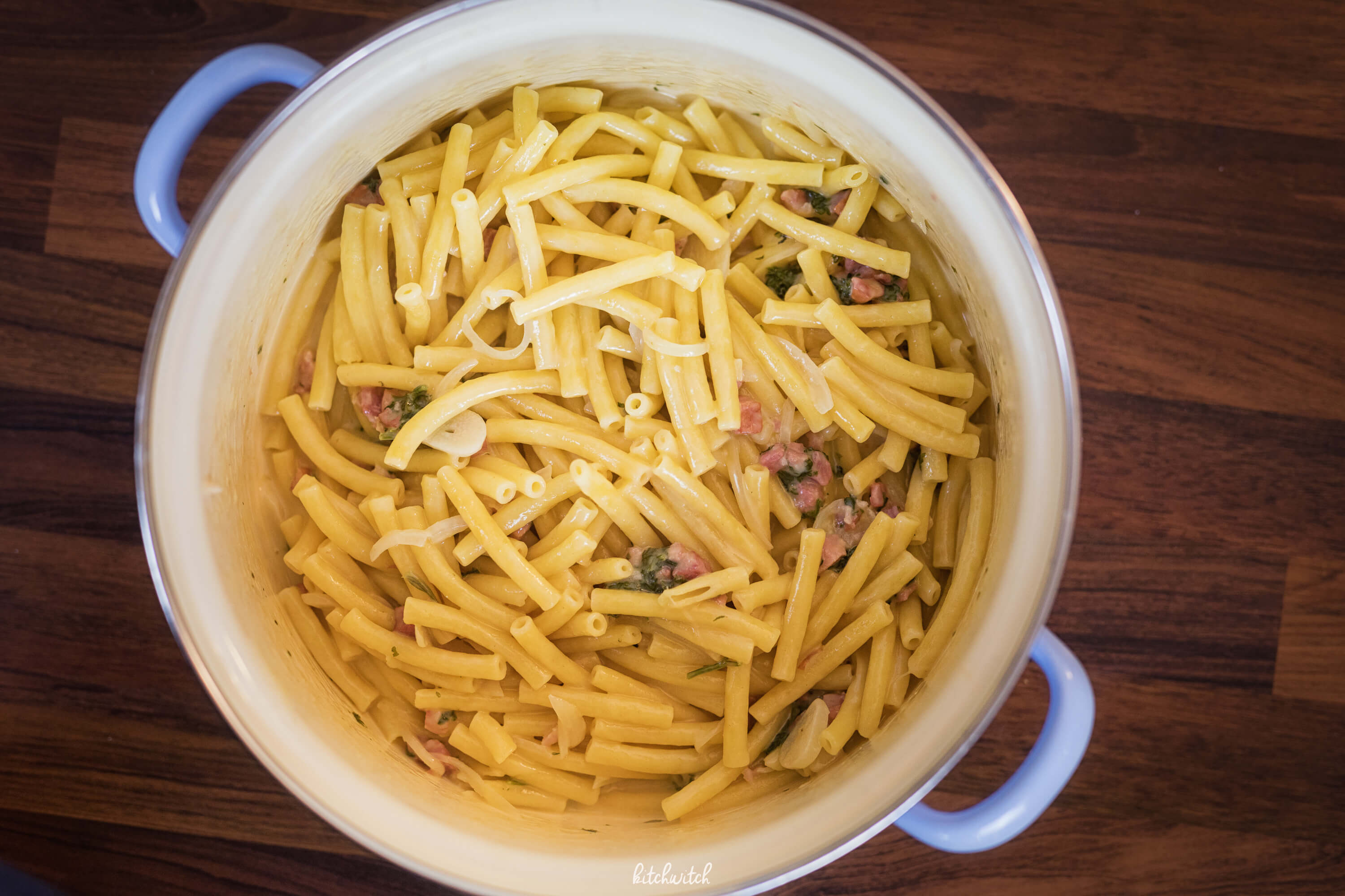 one pot fondue pasta-3