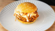 Pulled Pork Burger-7